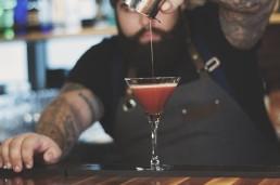 Cocktail, kombucha, hiver, vegan, santé Lao, recette