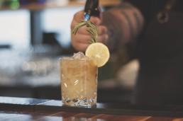 Cocktail, kombucha, fancy, mixologie, Lao, recette