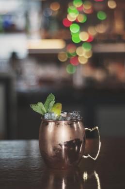 Cocktail, kombucha, hiver, santé Lao, recette, Moscow Mule