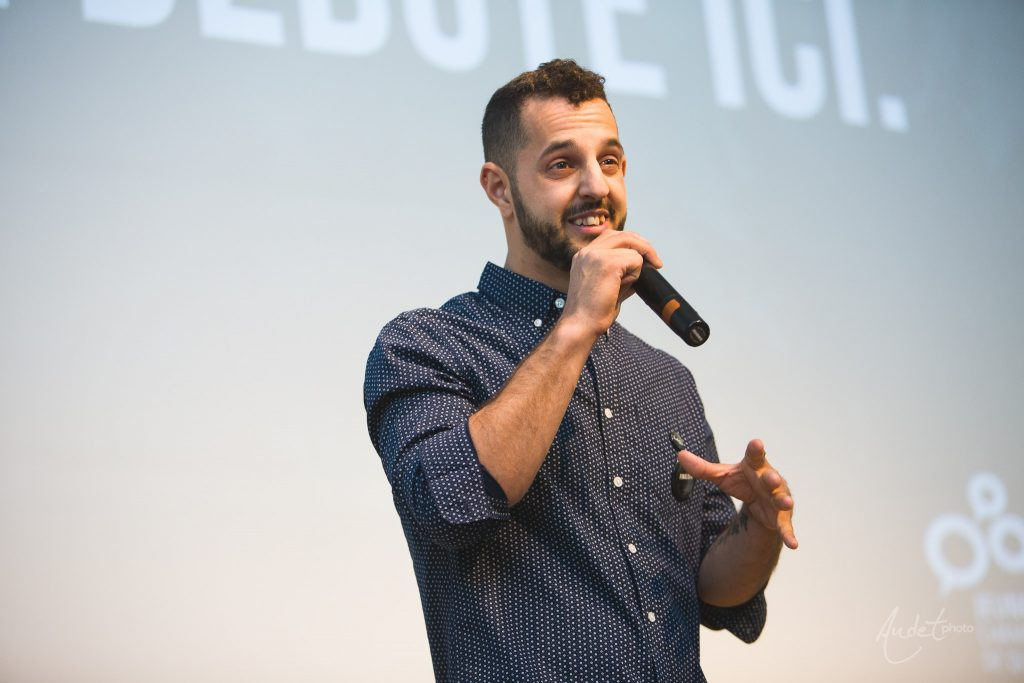 Jonathan Cloutier, cofondateur de Lao Kombucha