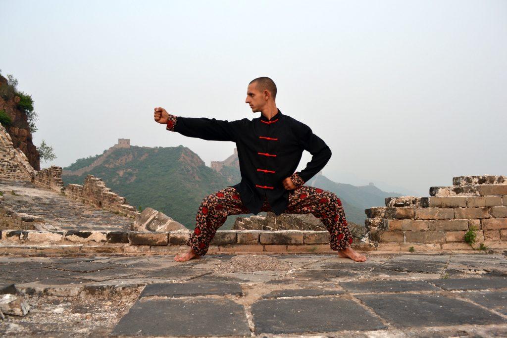 jonathan, muraille de chine, voyage, histoire lao kombucha