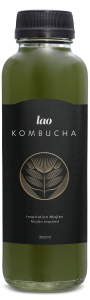 Mojito inspired kombucha, low sugar, only 1g per bottle, Keto, Ketogenic, Available in Quebec, Montreal, Canada